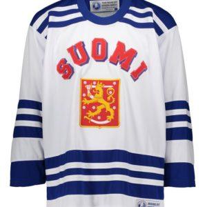 FIN1974 Suomi retro pelipaita